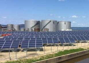 北陸七尾太陽光発電所のイメージ